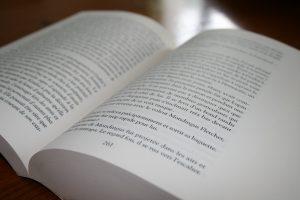 livre ouvert - tous les mots