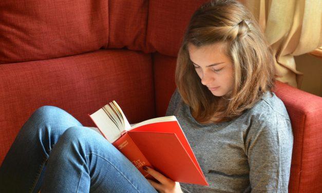 Grandir avec un livre…