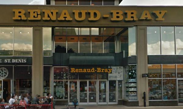 Grève illimitée des employés du livre de Renaud Bray