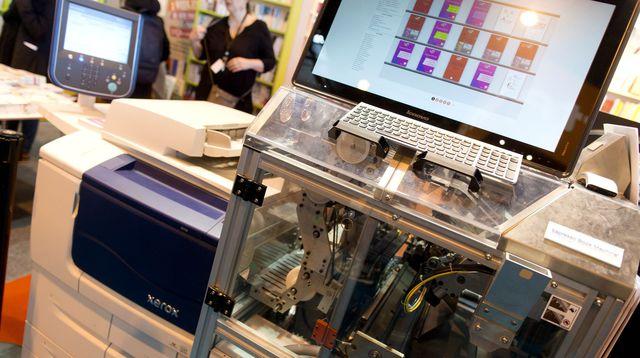 Expresso Book Machine : imprimer son livre à la demande