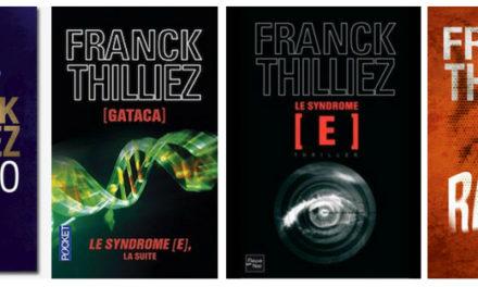 Collection policier : Franck Thilliez