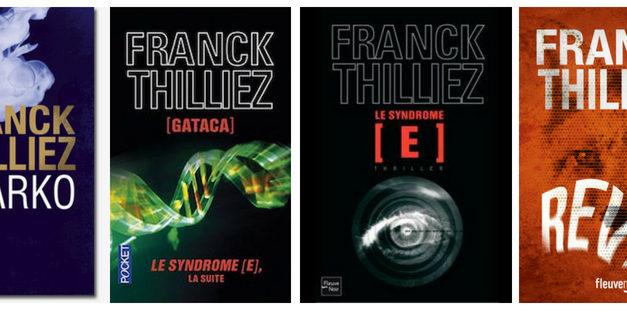 Collection policier : Franck Thilliez