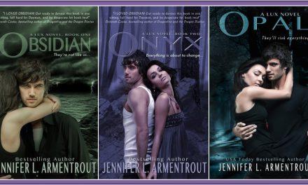 Saga : Lux de Jennifer Armentrout