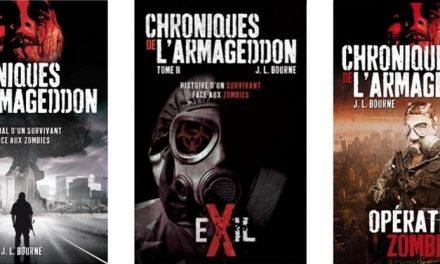 Trilogie : Chroniques de l'Armageddon de J.L Bourne
