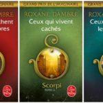 Trilogie : Scorpi de Roxane Dambre