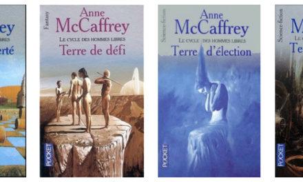 Saga : Cycle des hommes libres de Anne McCaffrey (science-fiction)