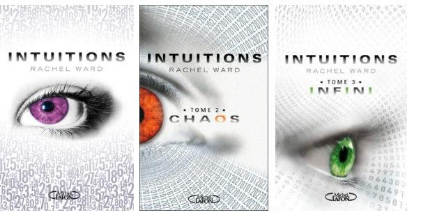 Trilogie : Intuitions de Rachel Ward