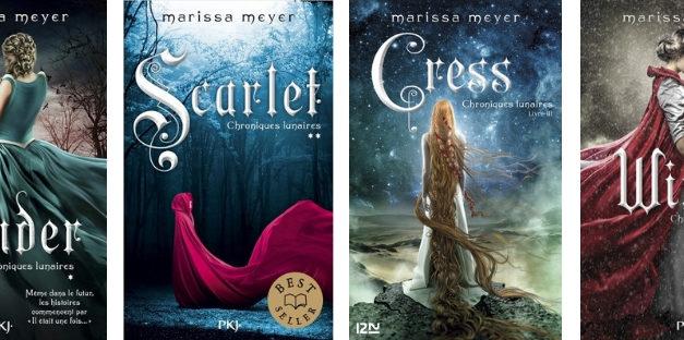 Saga : Les chroniques Lunaires de Marissa Meyer