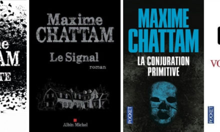 Collection : Maxime Chattam