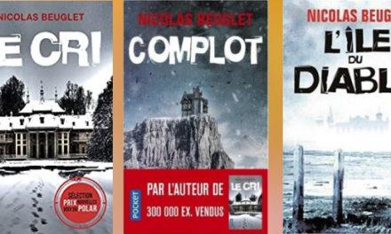 Saga policier : Nicolas Beuglet